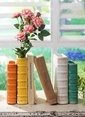 Warm Design Kitaplık Görünümlü Kitap Düzenleyicisi Renkli